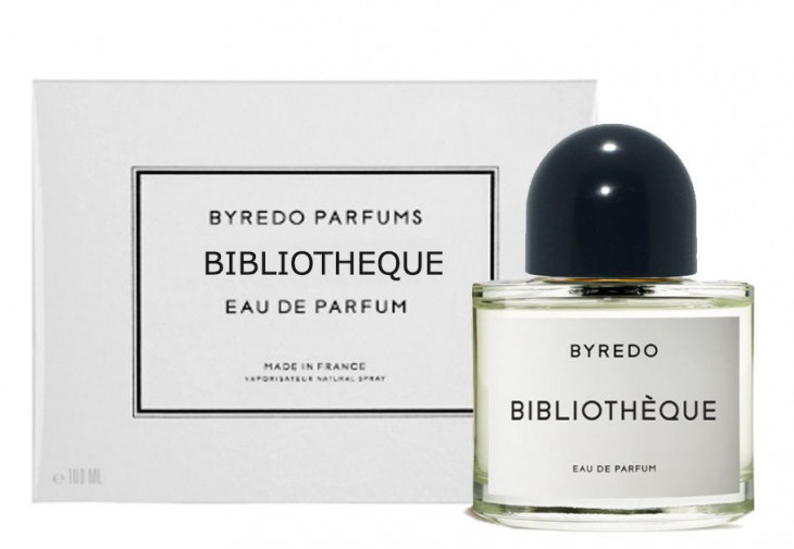 библиотека парфюм