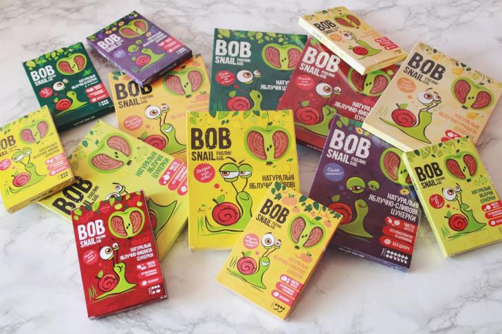 Конфеты Bob Snail