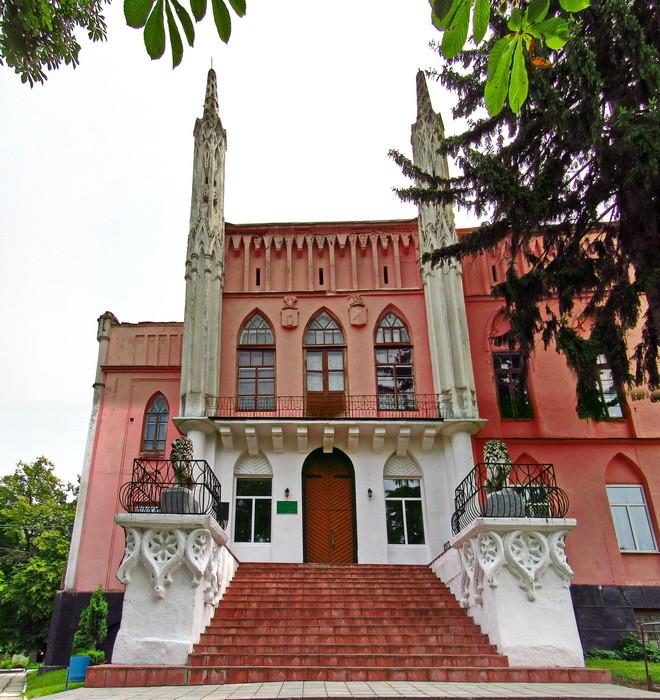 Чернятинский дворец