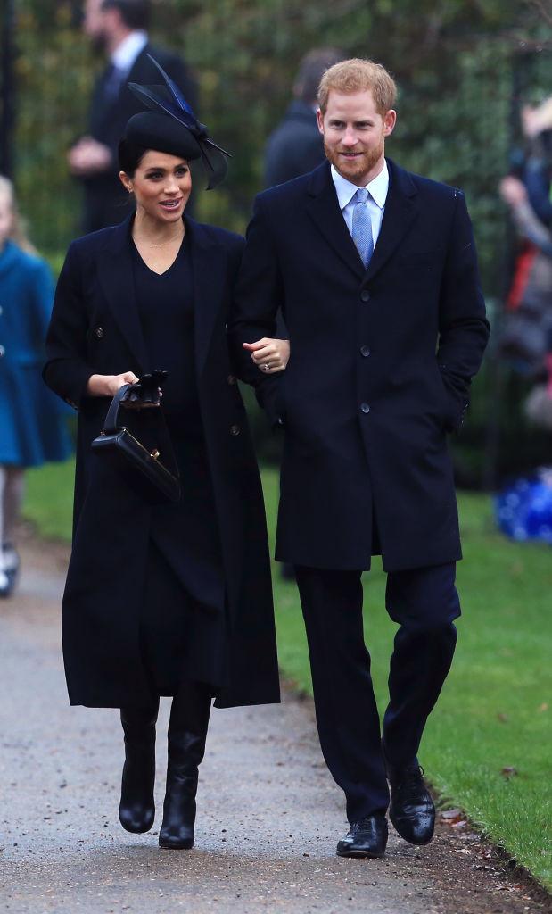 меган и принц гарри