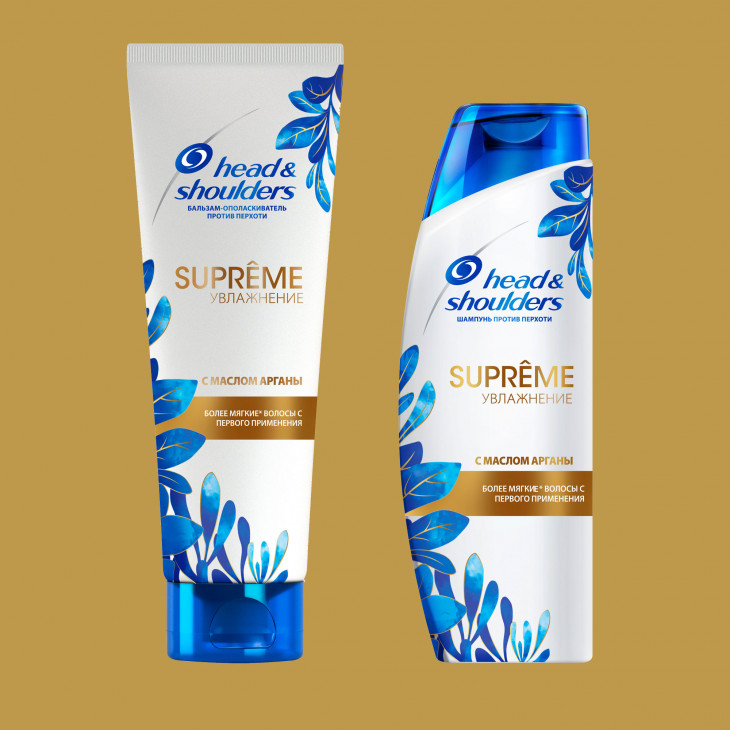 Head & Shoulders Supreme увлажнение