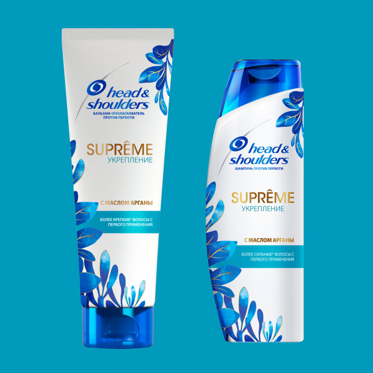 Head & Shoulders Supreme Укрепление