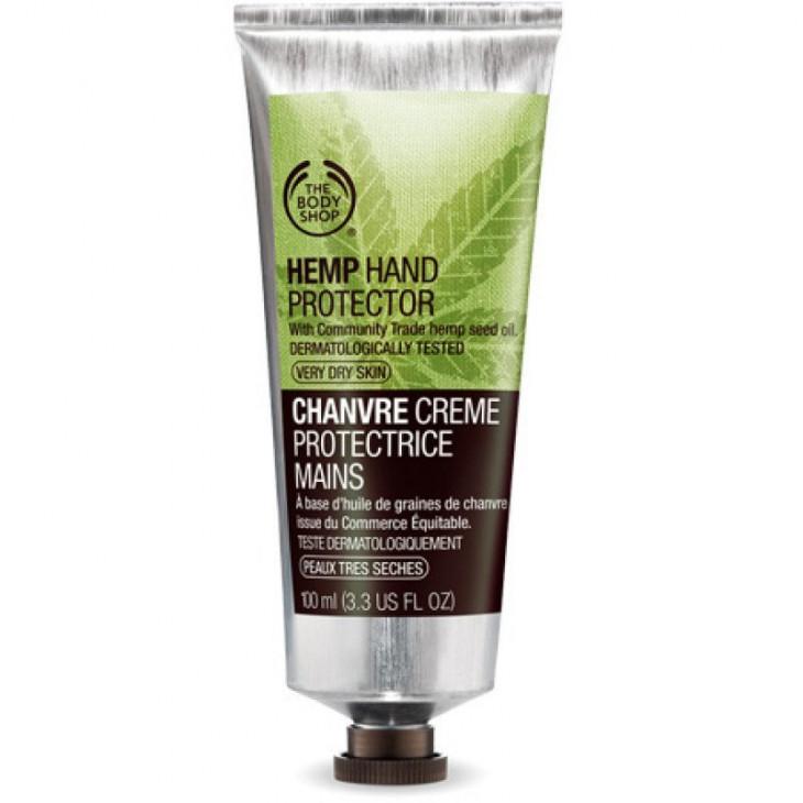 Hemp Hand Protector от The Body Shop