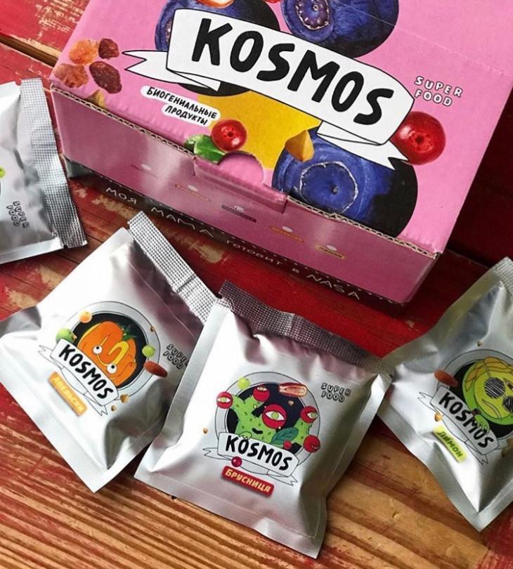 Мини батончики Kosmos