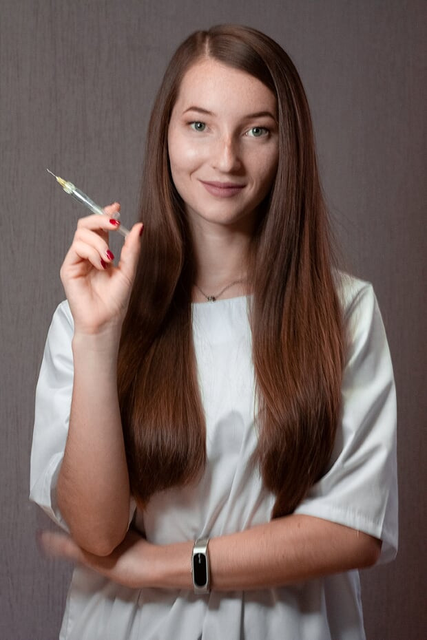 Косметолог и эксперт Ника Черновол
