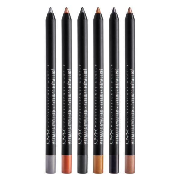 Metallic Eyeliner от NYX Cosmetics