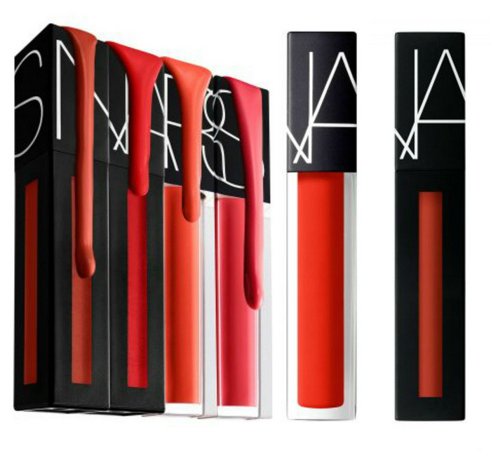NARS Velvet Lip Glide and Powermatte Lip Pigment Valentines Day 2019