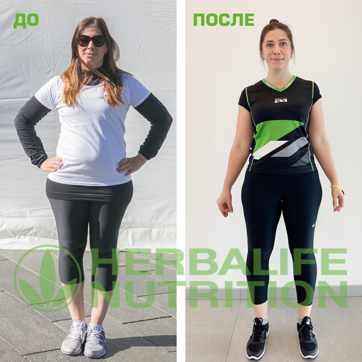Наташа Herbalife Nutrition