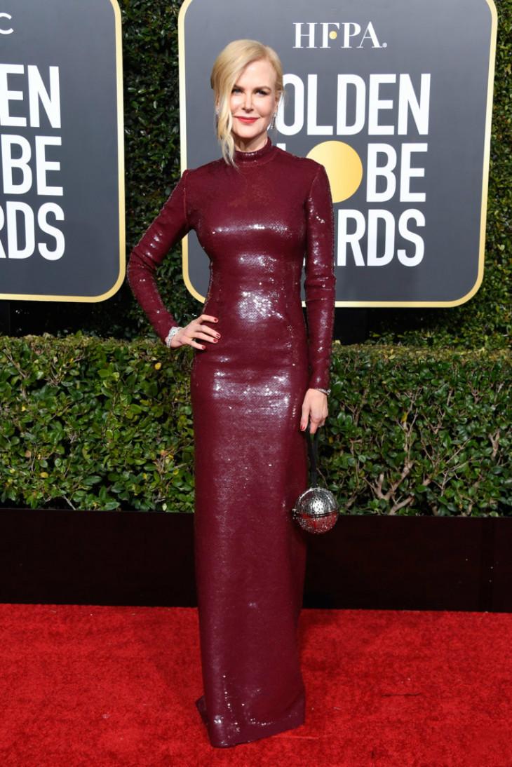 Николь Кидман в платье Michael Kors Collection