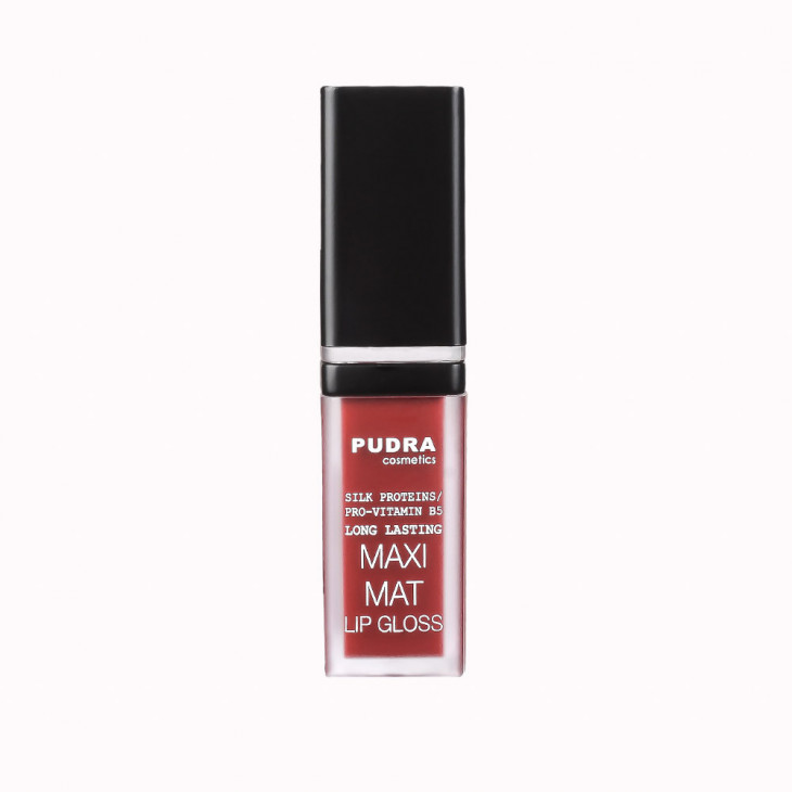 Pudra Cosmetics Maxi Matt Lip Gloss