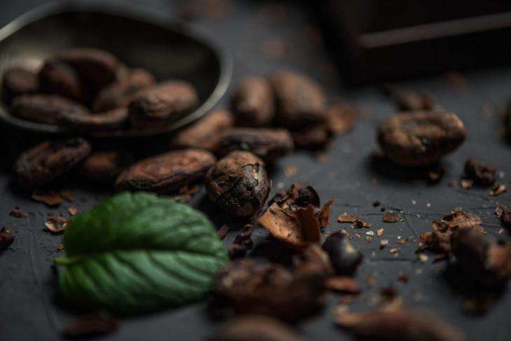 Полезные для здоровья какао-бобы