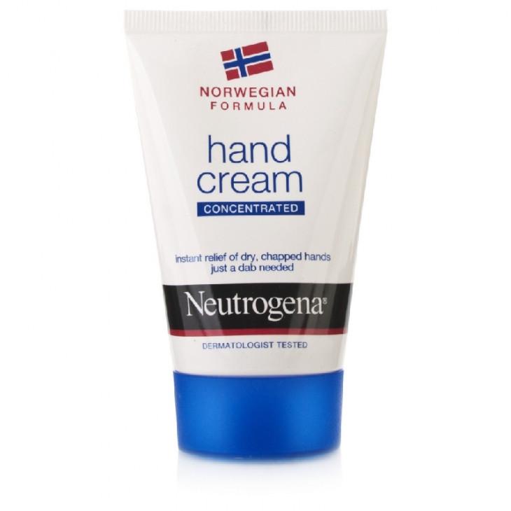 Увлажняющий крем для рук от Neutrogena