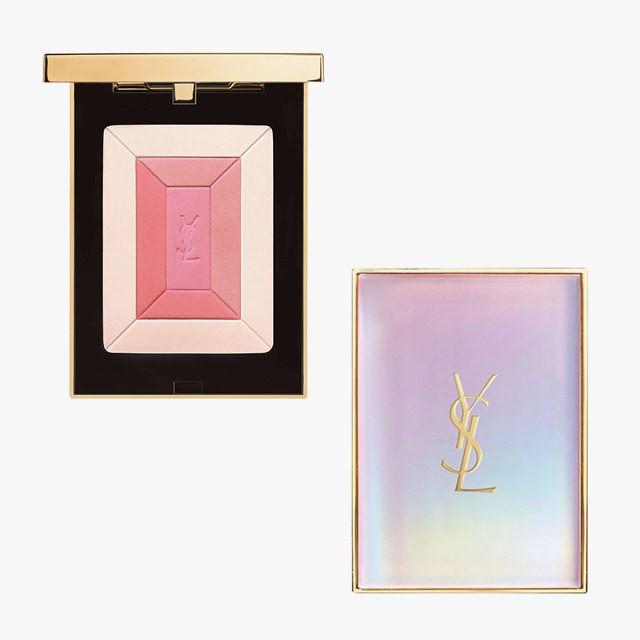 Yves Saint Laurent Shimmer Rush Face Palette