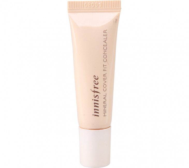 Mineral Cover Fit Concealer от Innisfree