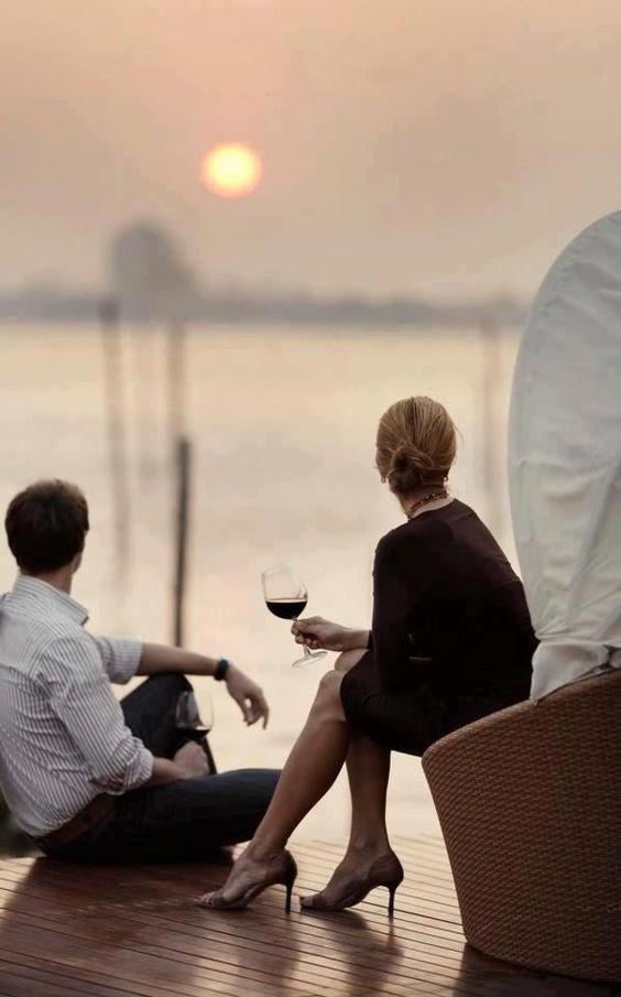 свидание на закате