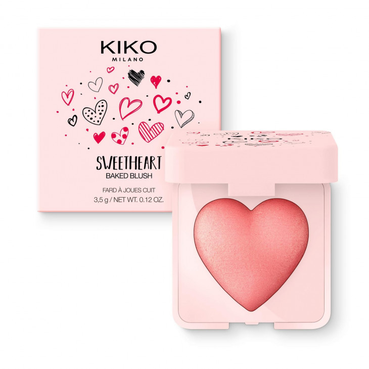 Kiko Sweetheart Valentine's Collection 2019
