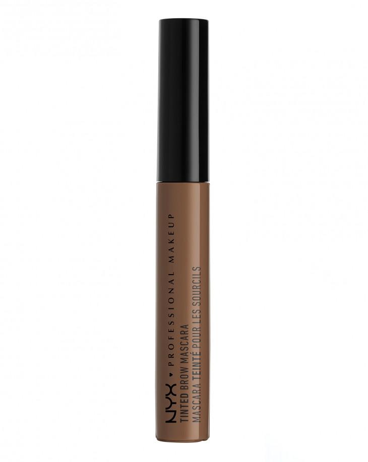 Тушь для бровей NYX Professional Makeup Tinted Eyebrow Mascara Gel