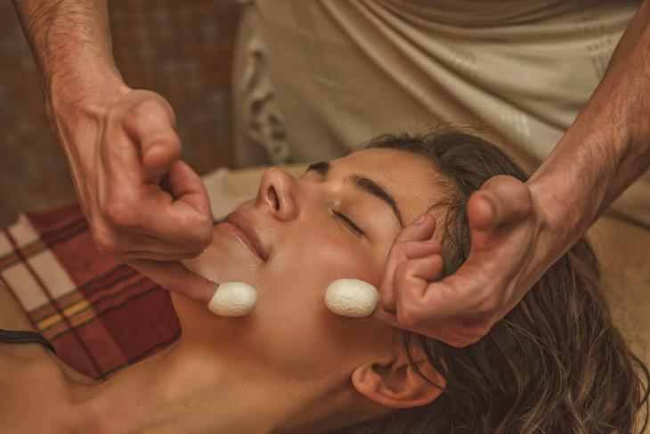 массаж в салоне Aloha SPA