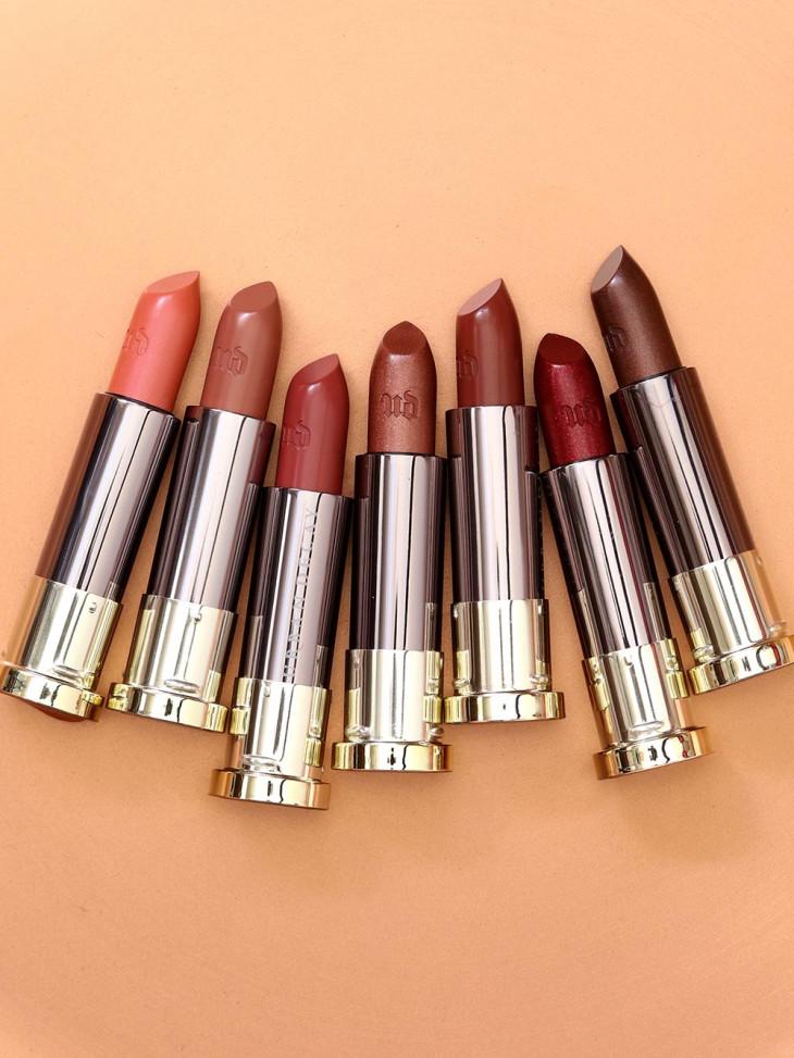 Vice Lipstick Metallized от Urban Decay