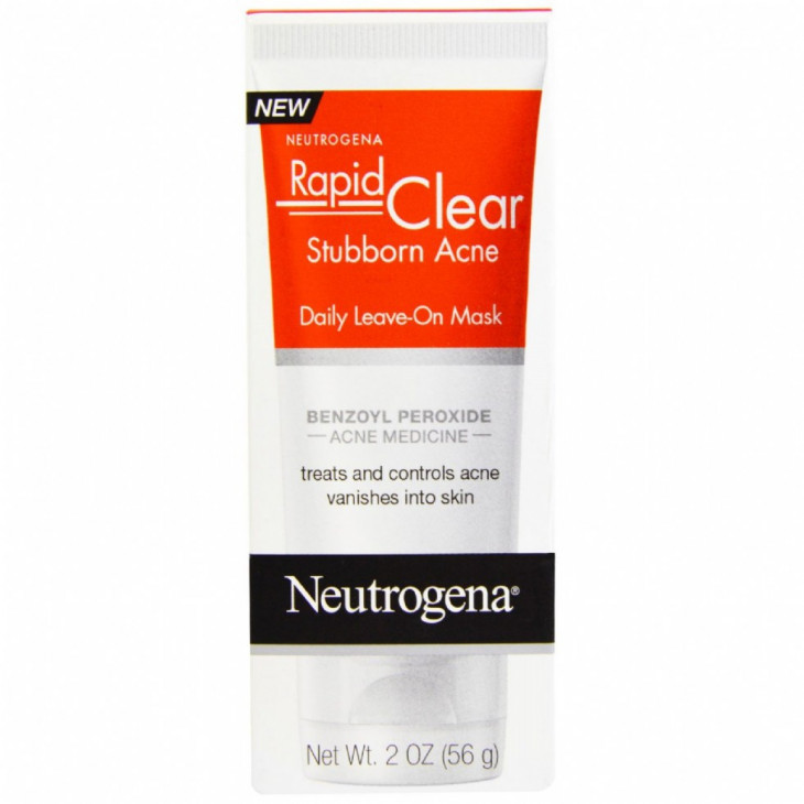 Rapid Clear Stubborn Acne Daily Leave-On Mask от Neutrogena, цена: ок. 400 грн