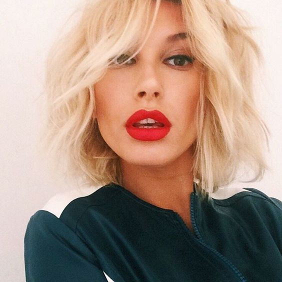 Модный блонд 2019 фото