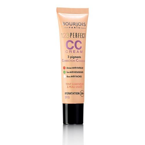 123 Perfect Colour Correcting Cream SPF 15 от Bourjois