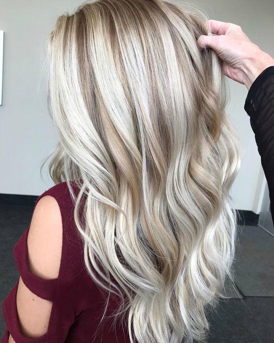Бейбилайтс для блондинок