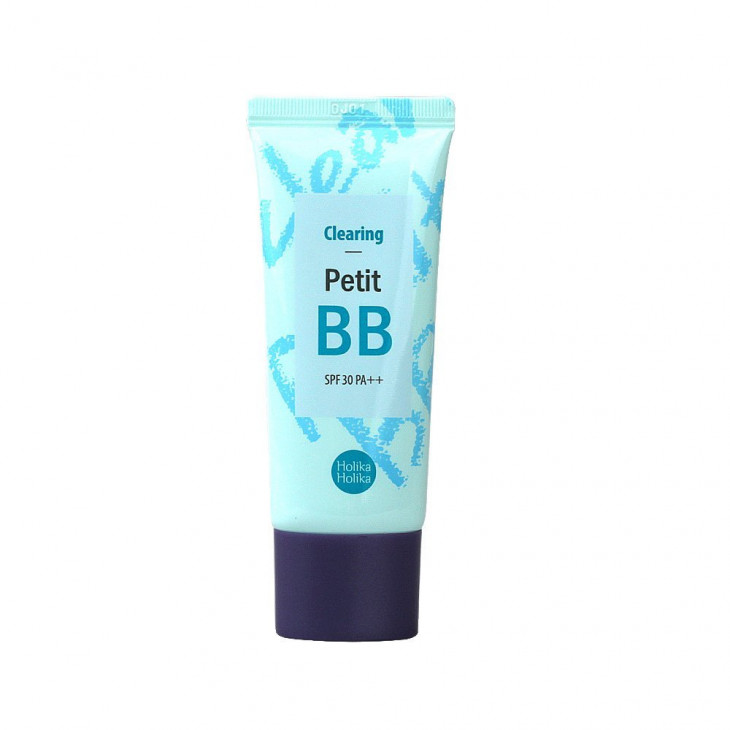 Petit Clearing BB Cream SPF30 PA++ от Holika Holika