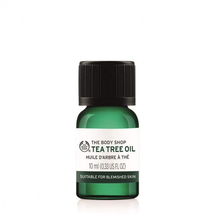 Масло чайного дерева Tea Tree Oil от The Body Shop