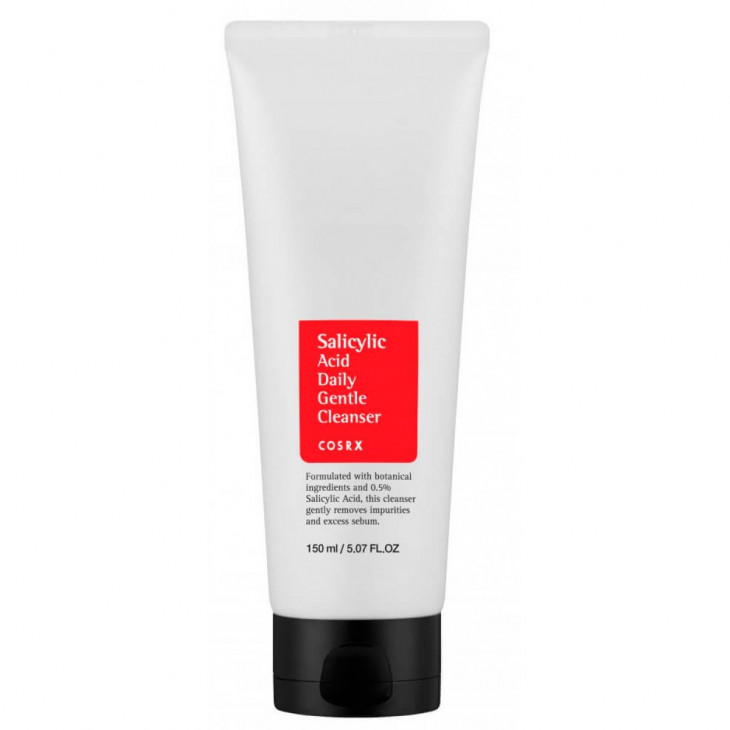 Пенка для умывания с салициловой кислотой Salicylic Acid Daily Gentle Cleanser отCOSRX, цена: ок. 400 грн