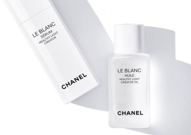 Chanel Le Blanc Spring 2019