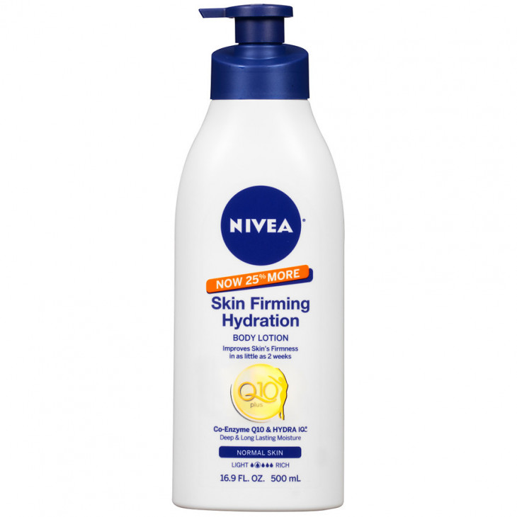 Лосьон для тела Skin Firming Hydration Body Lotion от Nivea