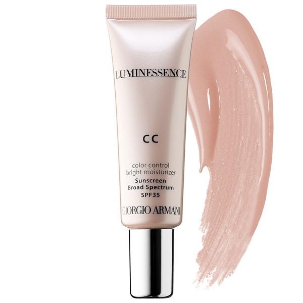 Beauty Luminessence CC Color Control Bright Moisturizer SPF 35 от Giorgio Armani