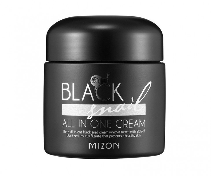 Black Snail All in One Cream, Mizon