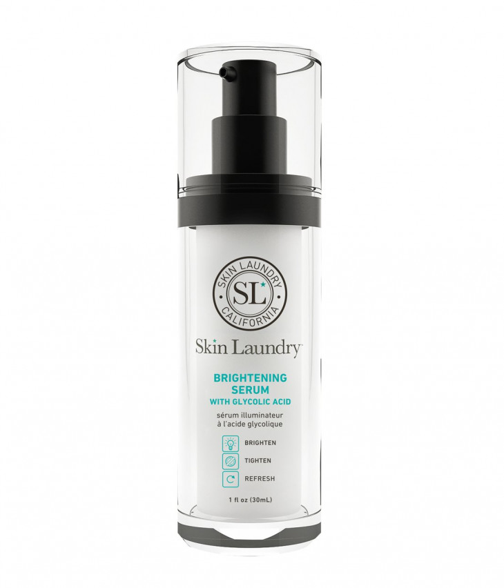Skin Laundry Brightening Serum With Glycolic Acid
