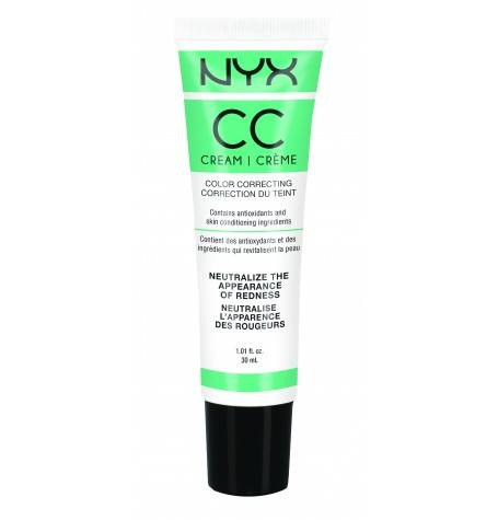 CC Cream от NYX Professional Makeup