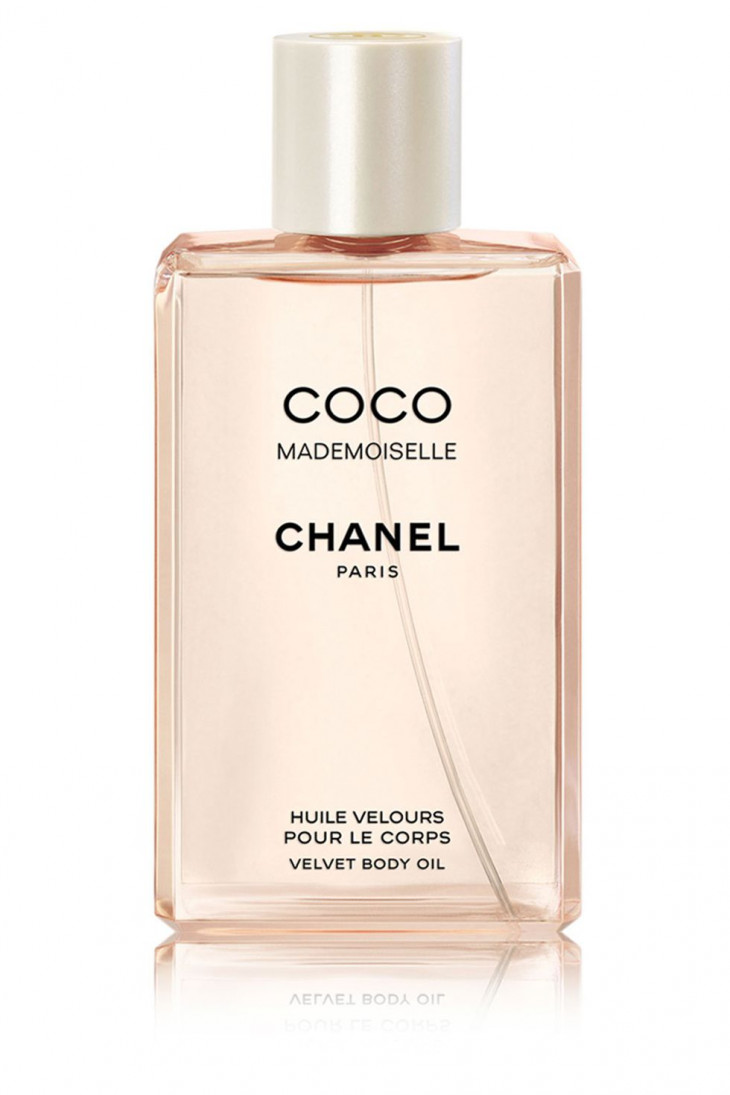 Chanel Coco Mademoiselle Velvet Body Oil