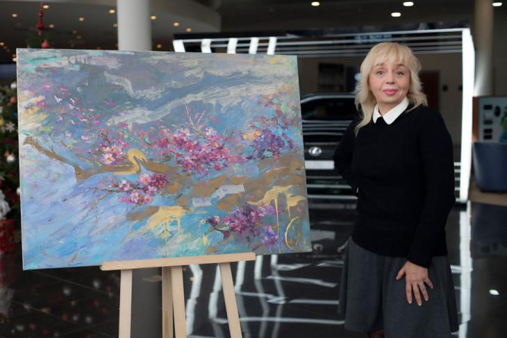Яна Антонова художница