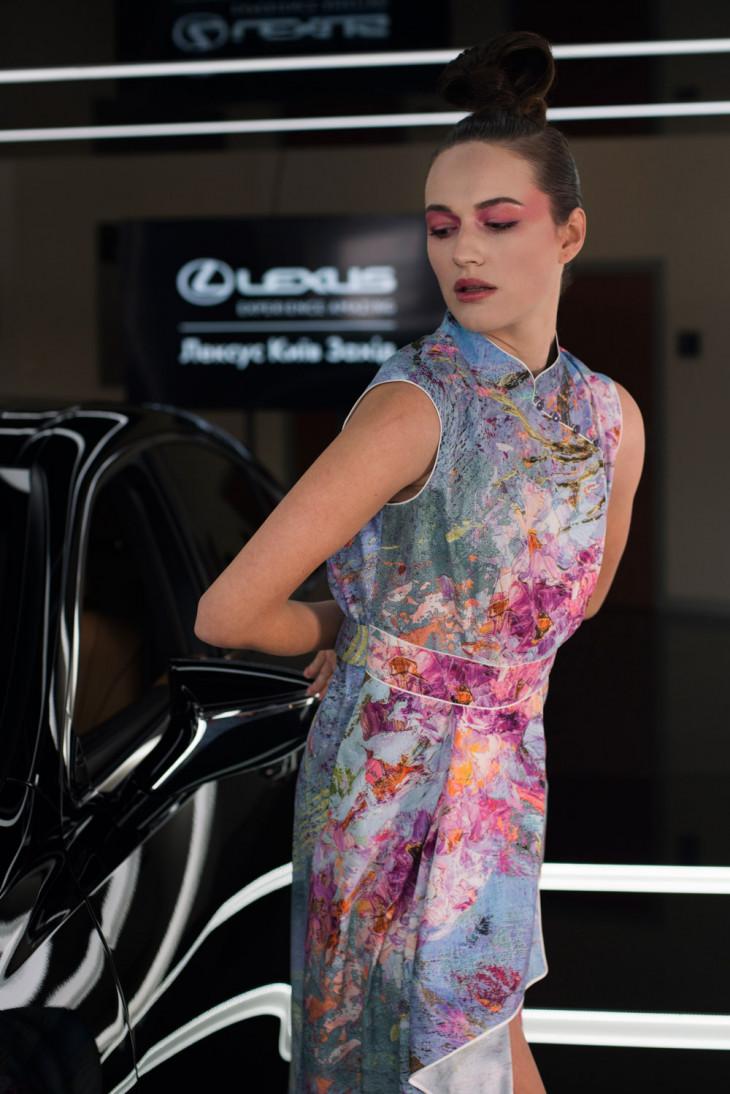 Couture de Fleur и Lexus