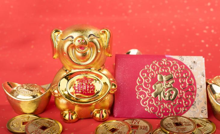 китайский новый год свинья
