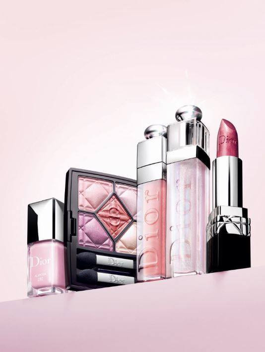 Dior Rising Star Diorsnow Makeup Collection Spring 2019