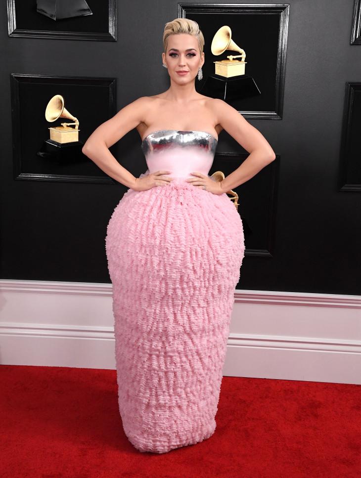 Кэтти Перри на Grammy 2019