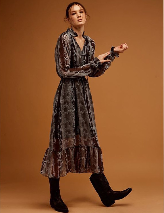 Платье Volan