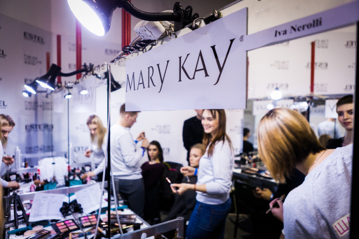 Mary Kay® на Ukrainian Fashion Week
