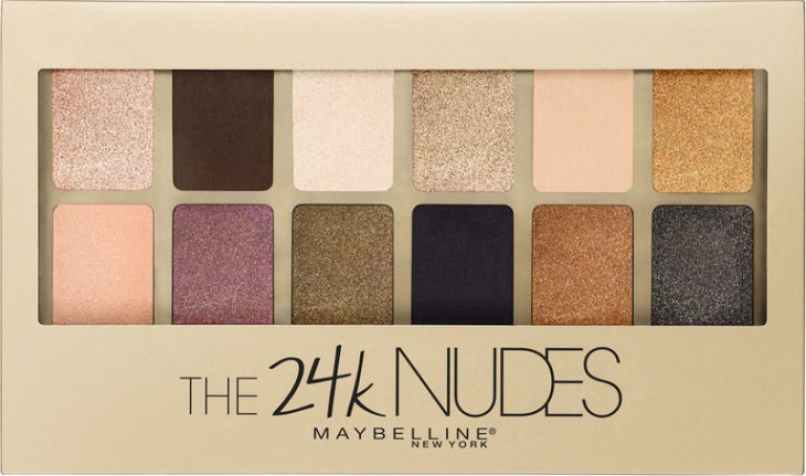 Maybelline The 24K Nudes DODO
