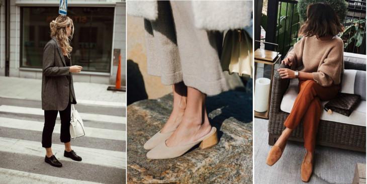 Модная обувь для женщин 2019-2020