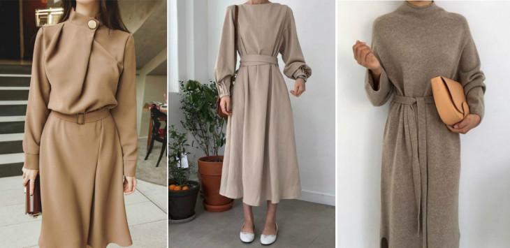 Модные платья в деловом стиле