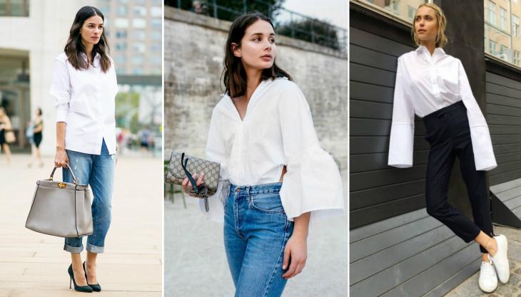 Модные женские рубашки 2019