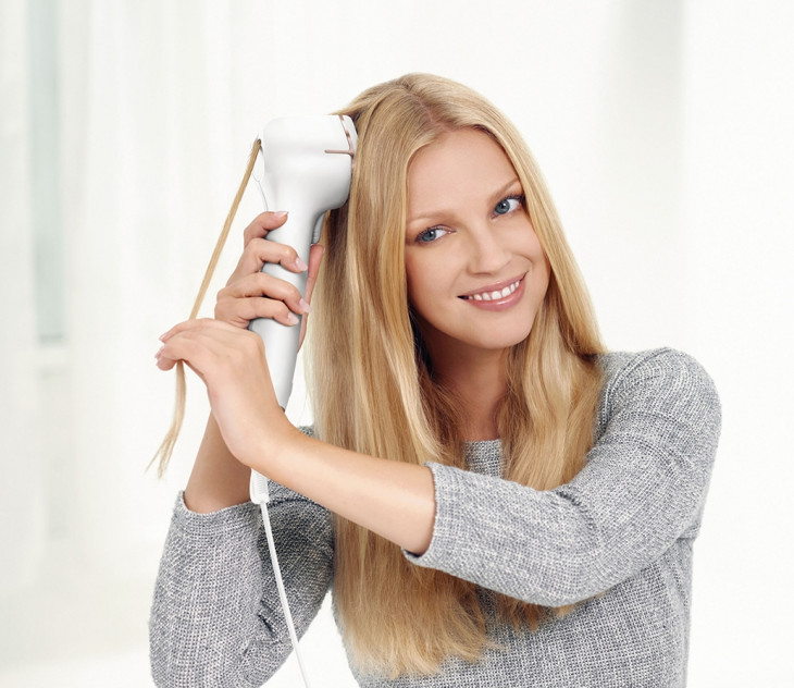 Автостайлео для волос