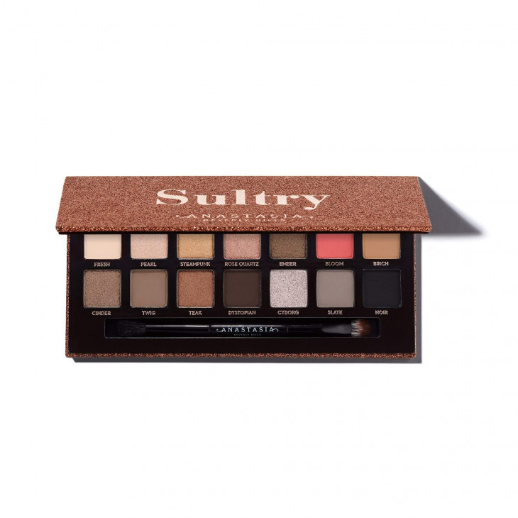 Sultry Eyeshadow Palette Anastasia Beverly Hills